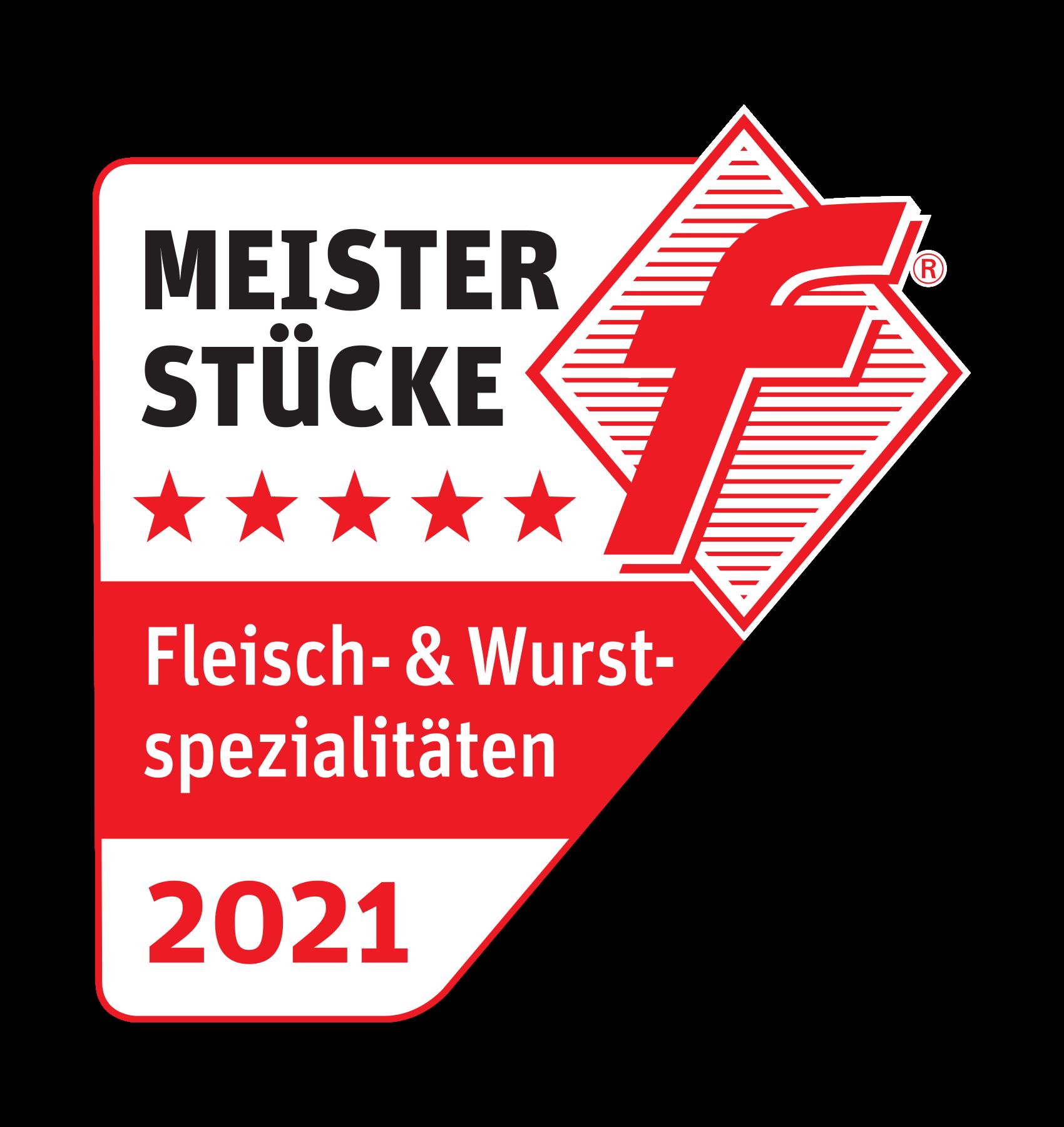 Fleisch- und Wurstspezialitäten Pokal, Auszeichnung, Werner